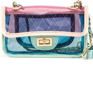 Handbags - Transparent Crossbody